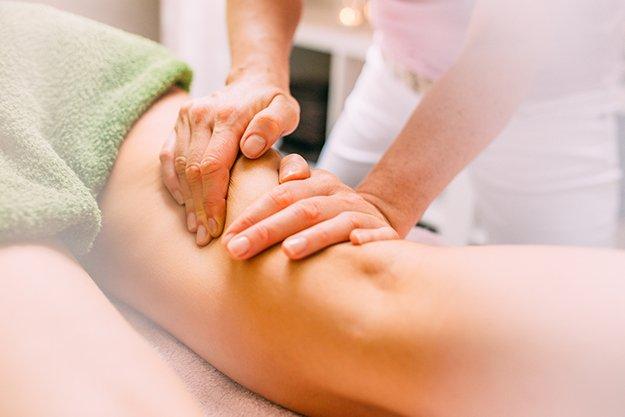 verbazingwekkend massage weinig